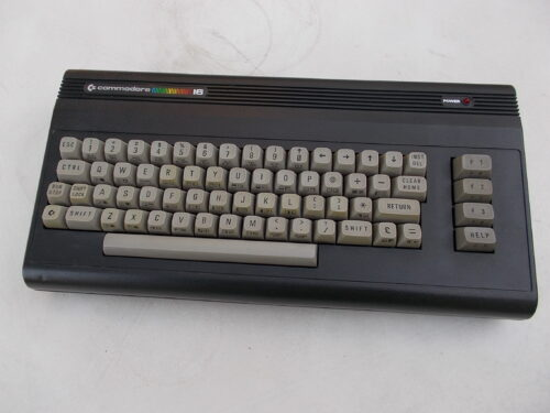 Commodore Plus/4, 16, 116: the 264 TED series