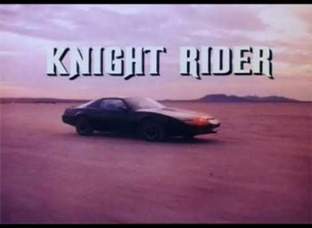 Knight Rider theme, a Commodore 64 SID cover with Goattracker