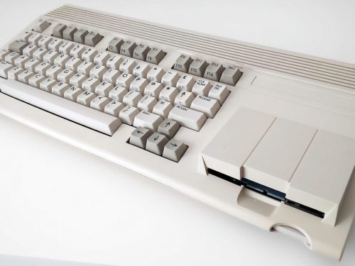81450 euros – that's what a Commodore 65 seems to be worth today