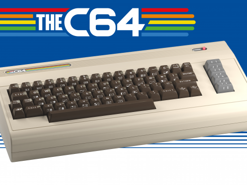 The C64: the new Commodore 64 by Retrogames