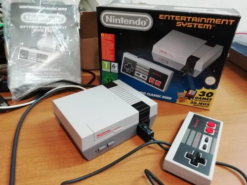 Nintendo Classic Mini NES: a new life for the Nintendo Entertainment System