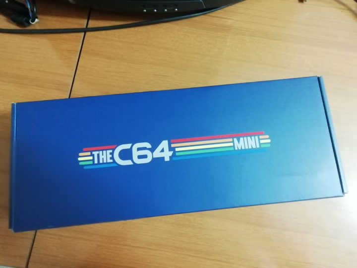 The C64 mini by Retrogames – is this a new Commodore 64?