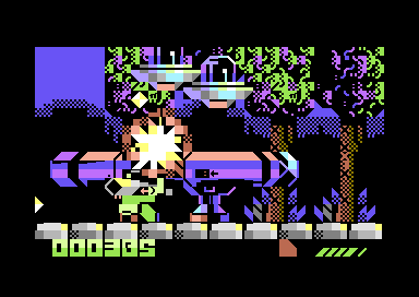 Digiloi: a full PETSCII graphics game for the C64 and Plus/4